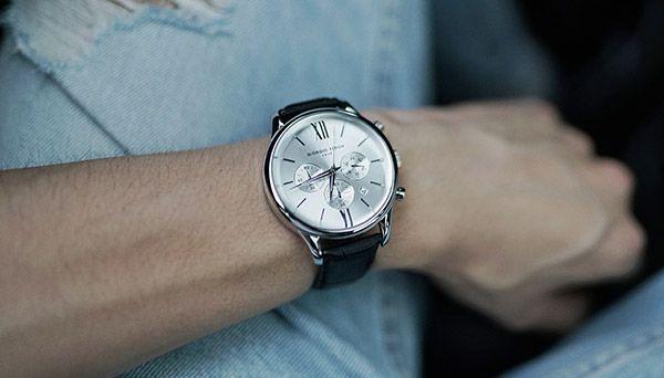 Dit zijn de redenen waarom iedere man een horloge nodig heeft