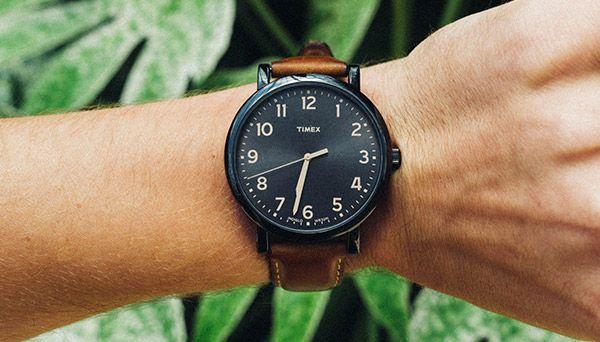 Horloge links of rechts dragen?