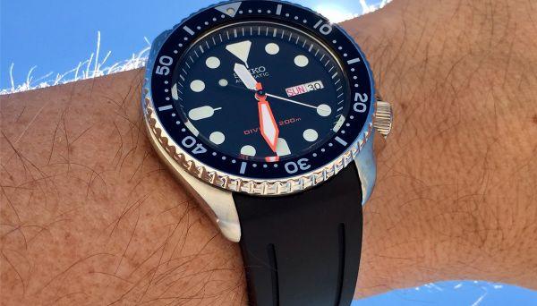 Wat zijn de beste horloges om te dragen in de zomer?