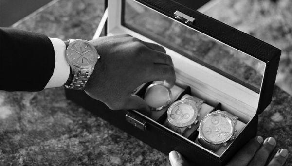 Hoe bewaar jij je horloge?