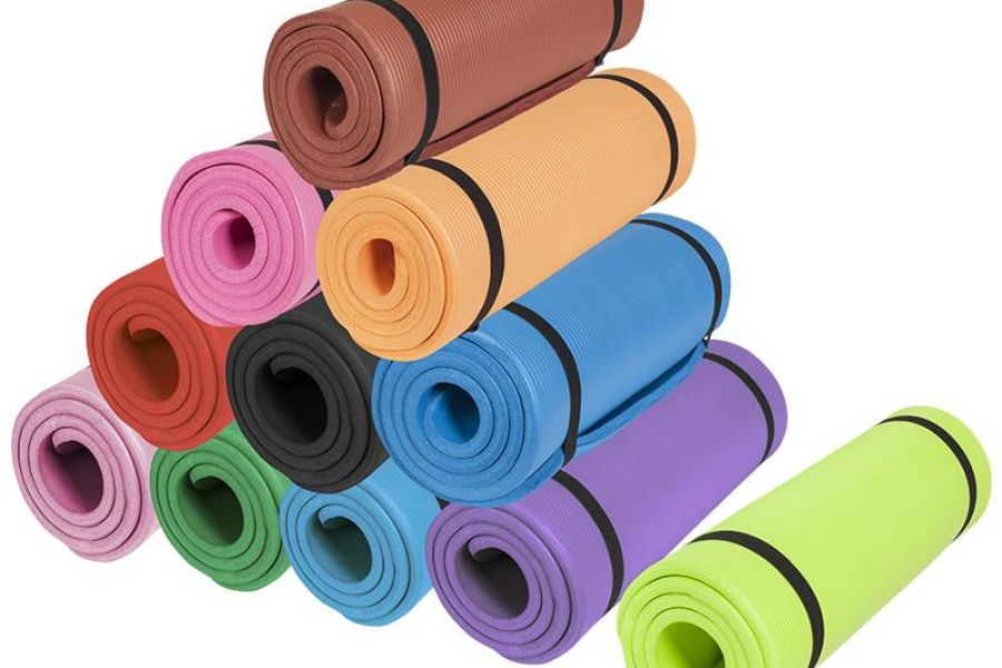 Yogamat Deluxe (190 x 100 x 1,5 cm)
