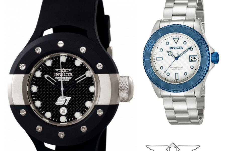 Wonderbaar Invicta Horloge Sale: Vanaf €89,95 VW-72