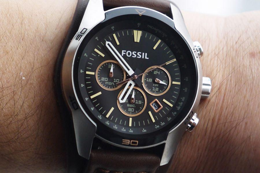 Fossil Chronographs