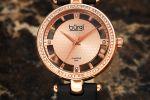 Bürgi Diamond Dial BUR104 Dameshorloges-100653101