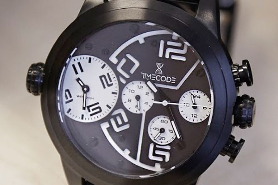 Timecode Chip 1958 Dual Time XXL