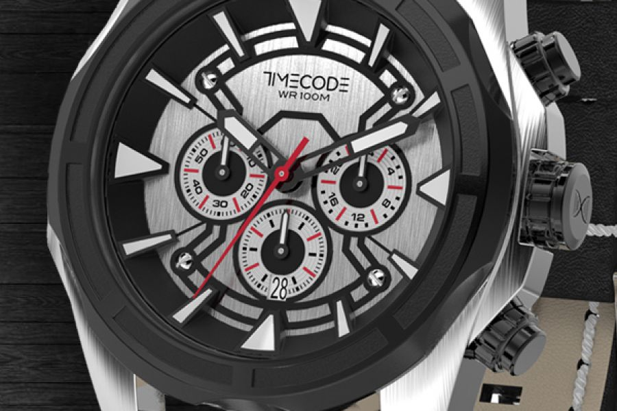Timecode Suez 1869 XL Chronographs