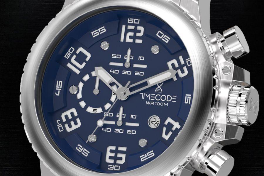 Timecode Everest 1953 Chronographs