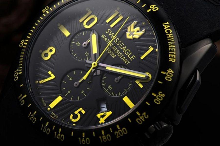 Swiss Eagle Tactical Chronographs