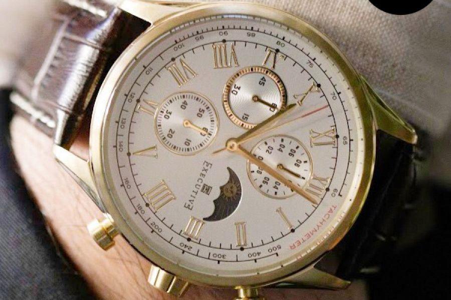 Executive Windsor EX-1004 Chronographs