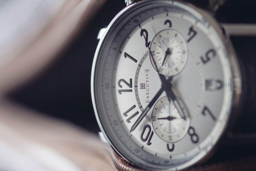 Executive Mackintosh EX-1007 Chronographs