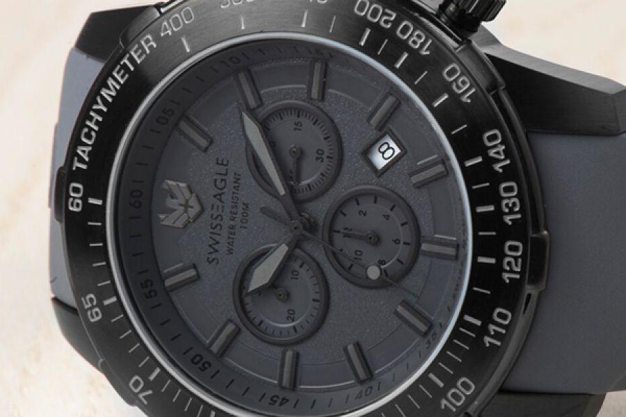 Swiss Eagle Herzog Chronographs | SE-9065