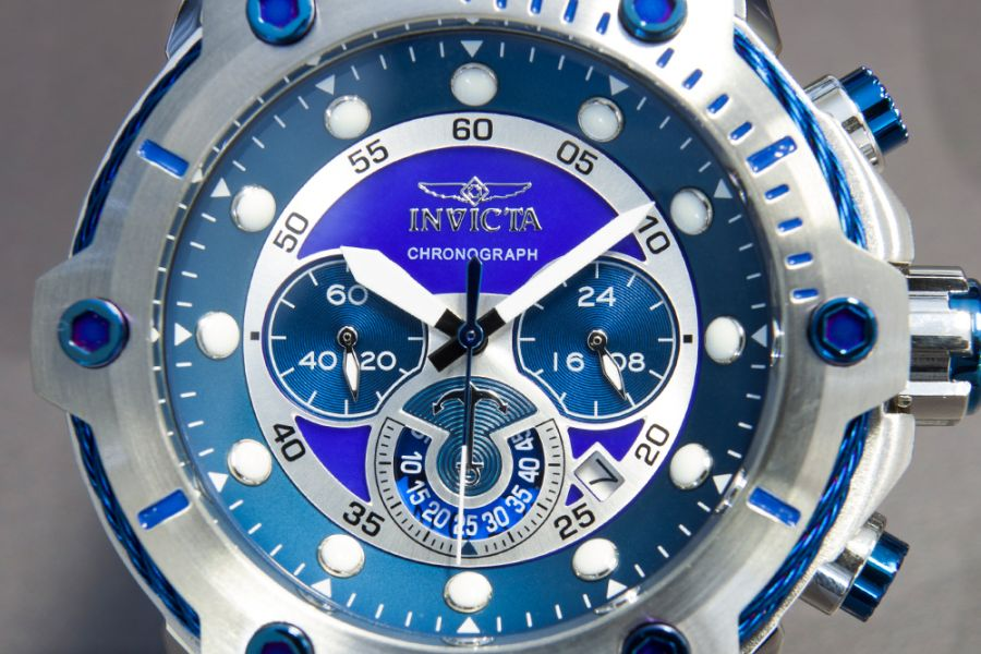 Invicta Bolt Chronograph | 51.5mm