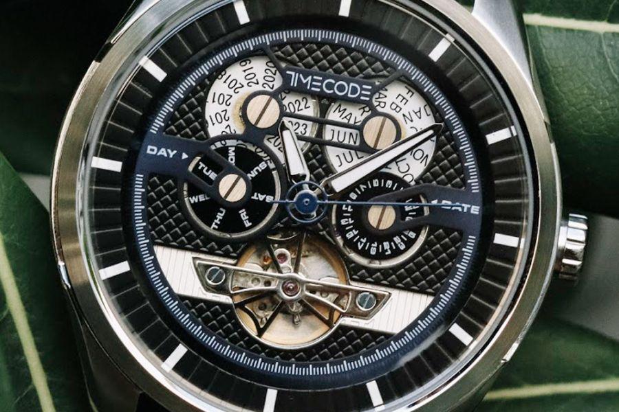 Timecode Gravity 1687 Automatics
