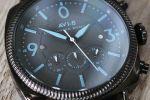 AVI-8 Lancaster Bomber Chronographs Met Gratis NATO band-100678439