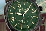 AVI-8 Lancaster Bomber Chronographs Met Gratis NATO band-100678441