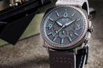 AVI-8 Lancaster Bomber Chronographs Met Gratis NATO band-100678452