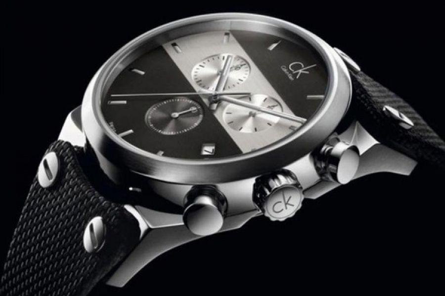 Calvin Klein Eager Swiss Made Chronographs | K4B381B3 K4B384B3