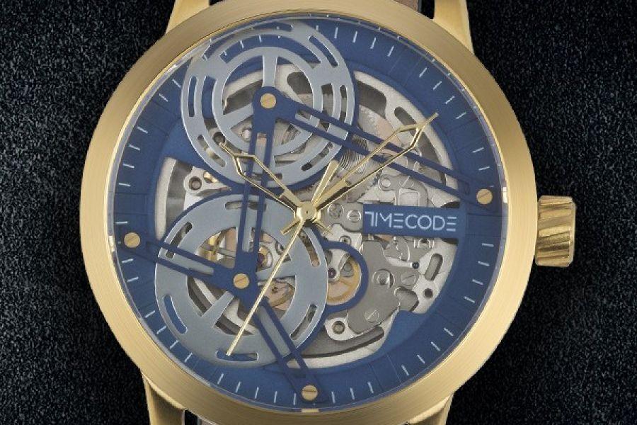 Timecode Viking Automatic | TC-1018-05