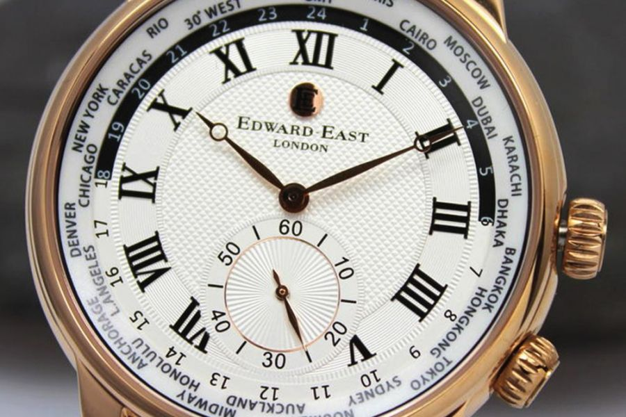 Edward East of London Crown Classic Herenhorloges