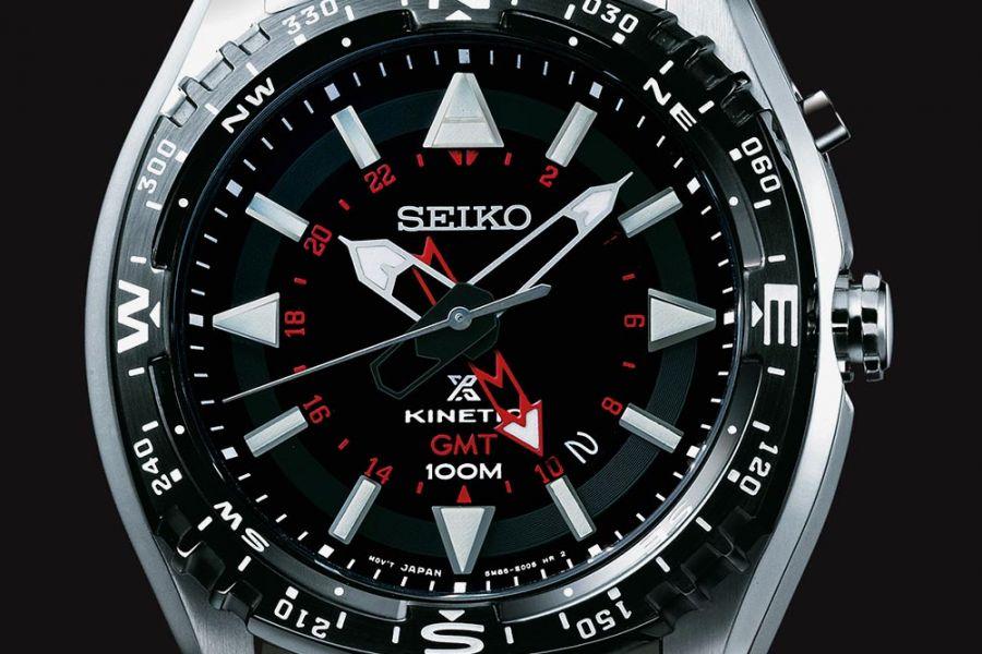 Verrassend Seiko Kinetic GMT Horloge Kopen? QM-85