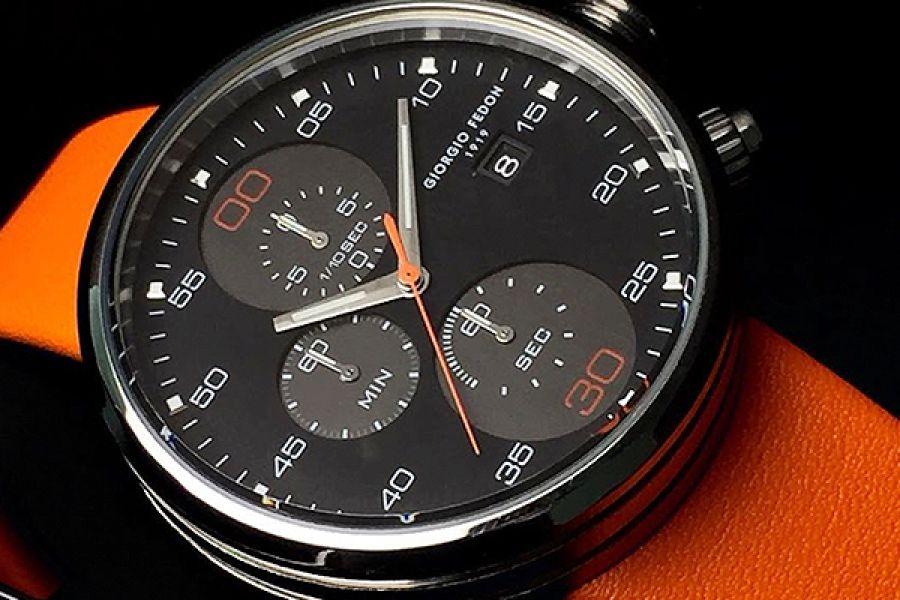 Giorgio Fedon 1919 Speed Timer II Chronographs