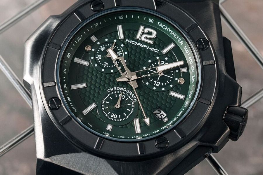Morphic oversized multifunctional herenhorloges | M55 series