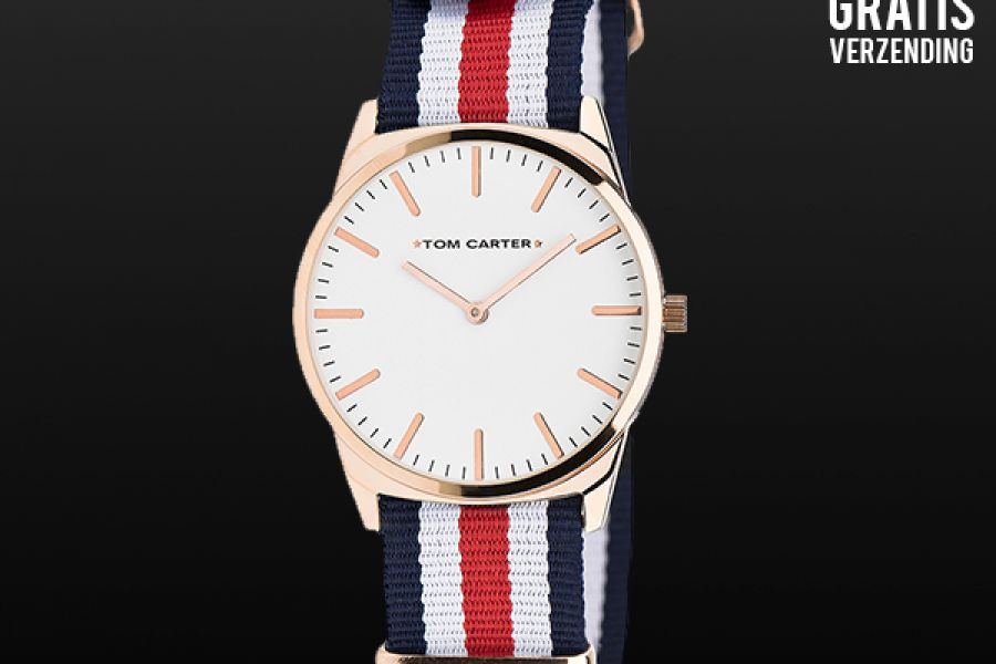 Tom Carter Cruise NATO Sports Giftsets
