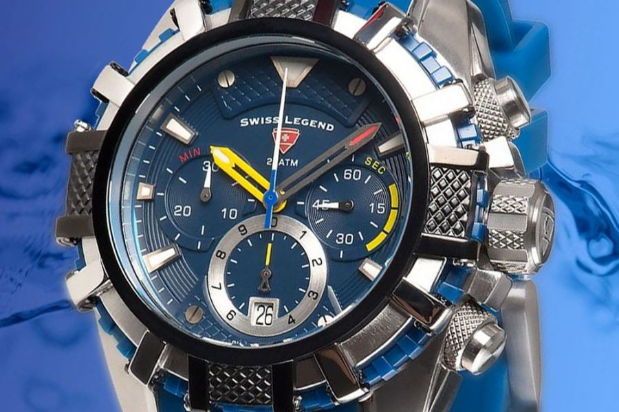 Swiss Legend Abyss Chronographs