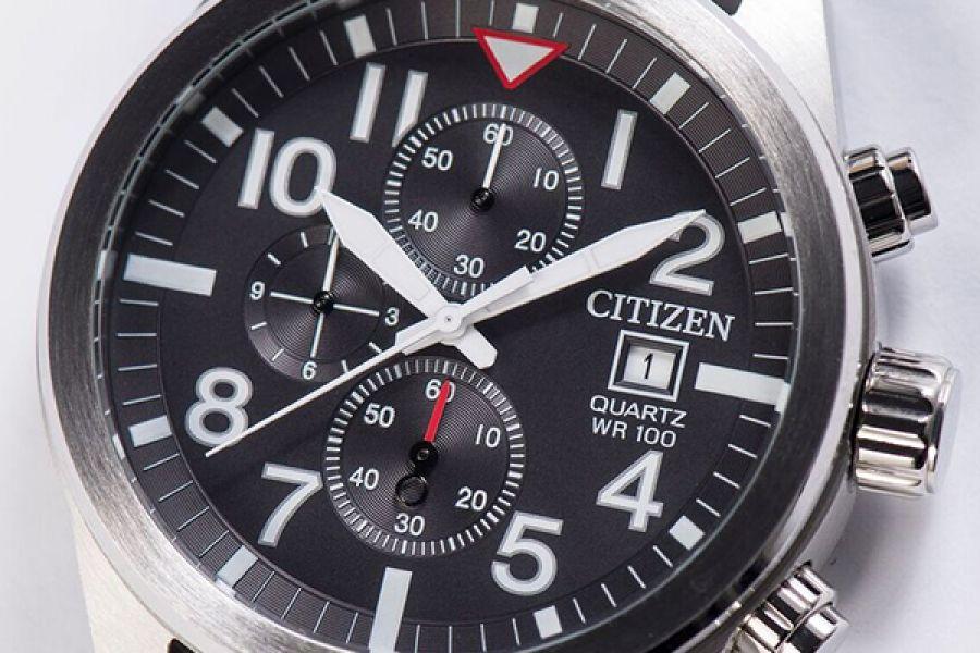 Citizen Chronographs Quartz
