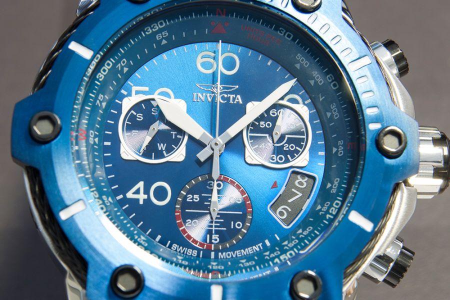 Invicta Bolt Chronograph | 51.5mm