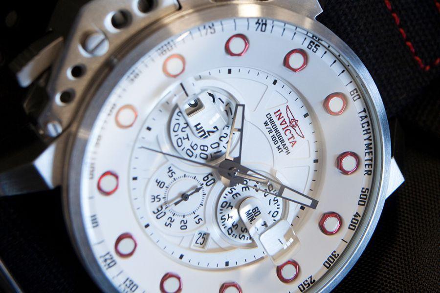 Invicta I-Force XL Lefty Chronograaf