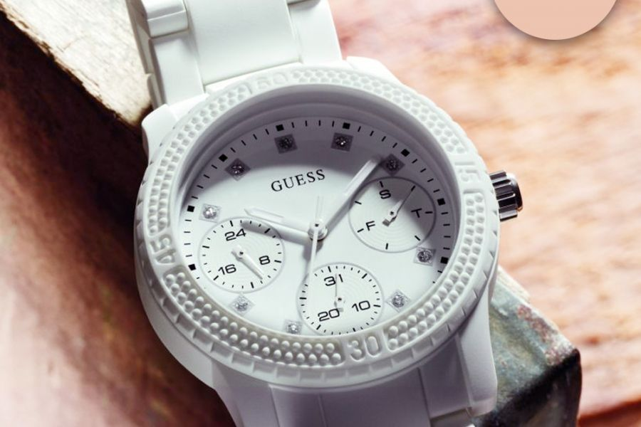 GUESS Ladies Multifunctional | W0944L1