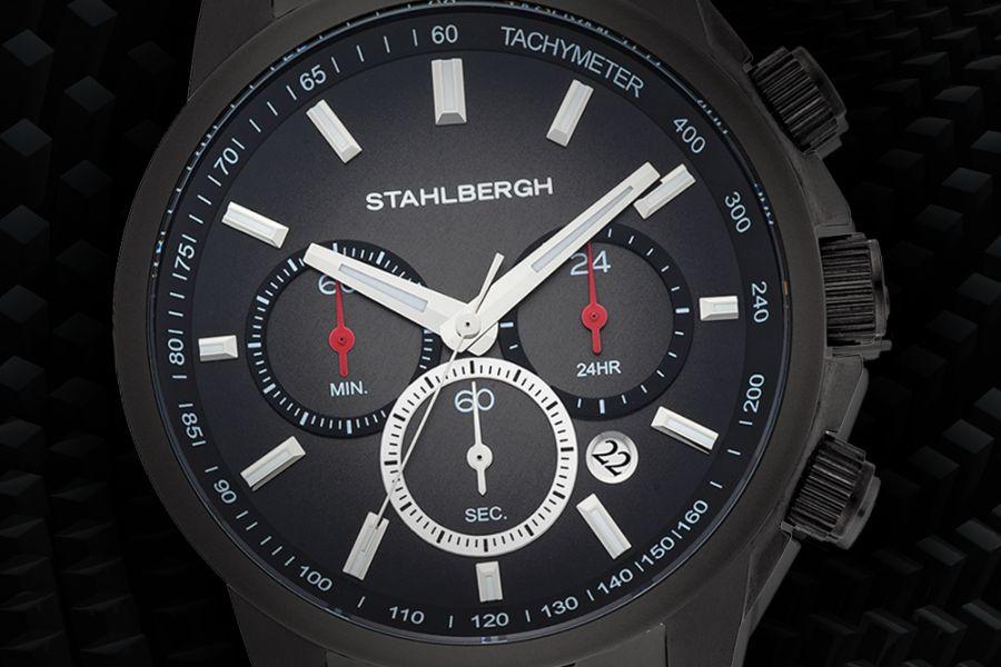Stahlbergh Grimstad | 10060106  | Chronograph