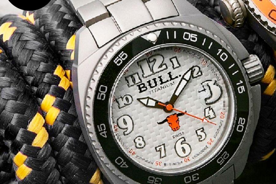 Bull Titanium Matador horloges