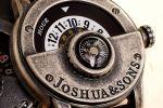 Joshua & Sons Combos Einzeigers JX116-100691911