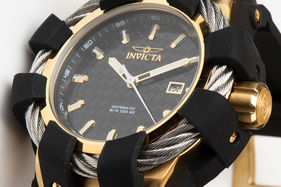 Invicta Bolt Automatics