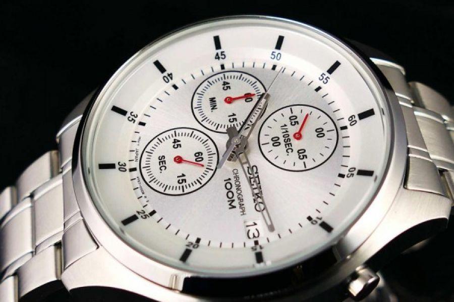 Seiko 'Bestseller' Chronographs