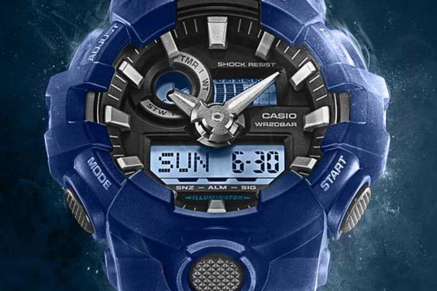 Casio G-Shock Chronographs