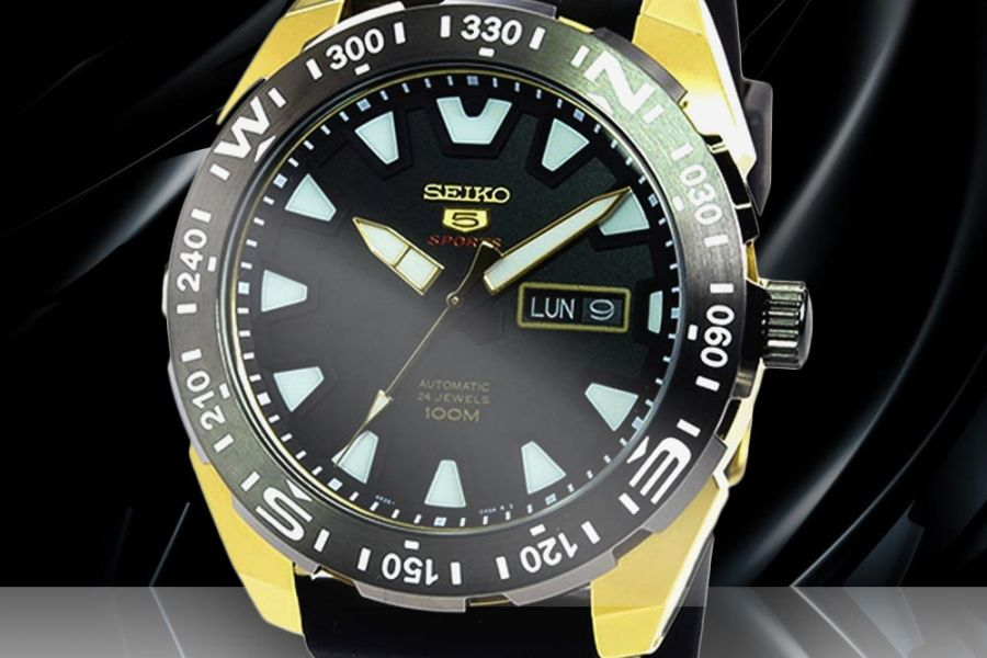 Refurbished - Seiko 5 Sports Automatic |  SRP750K1
