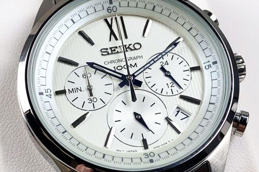 Seiko Chronographs