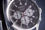 Seiko Quartz Chronograph optioneel met horlogebox voor 5 horloges-100693810