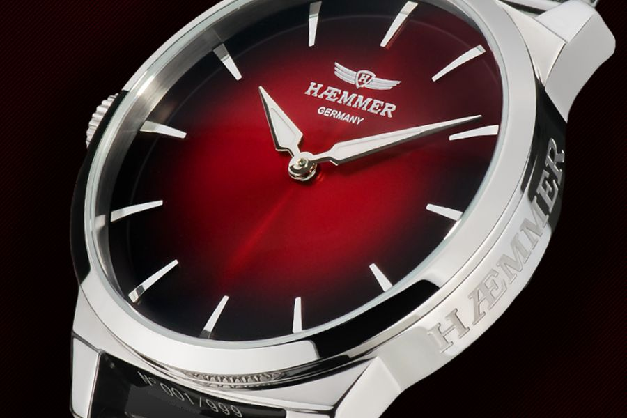 Haemmer Infinica Lefty Limited editions