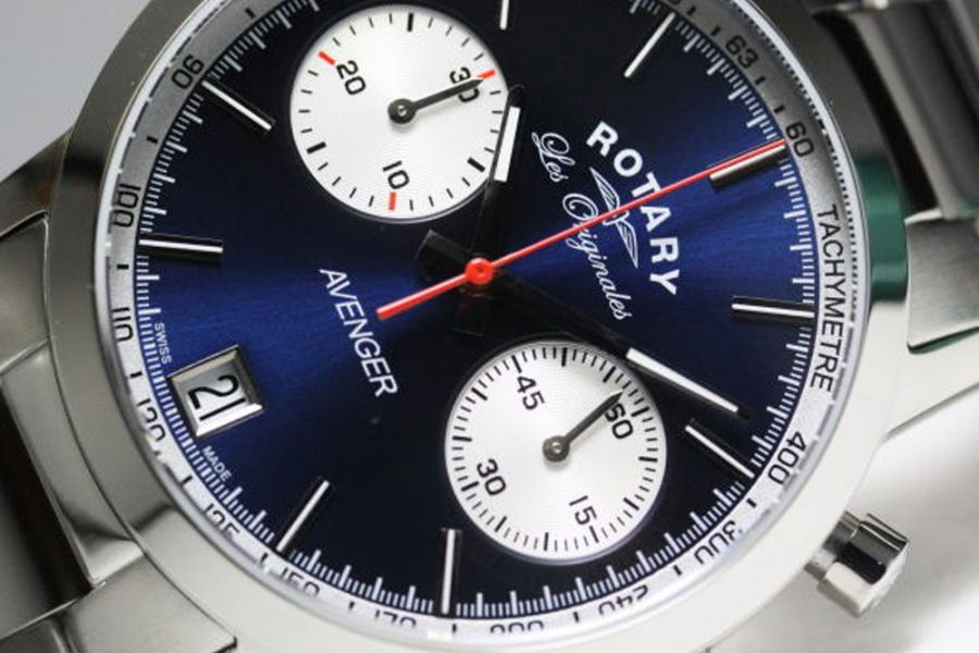 Rotary 'Swiss Made' Chronograph | GB02730/05