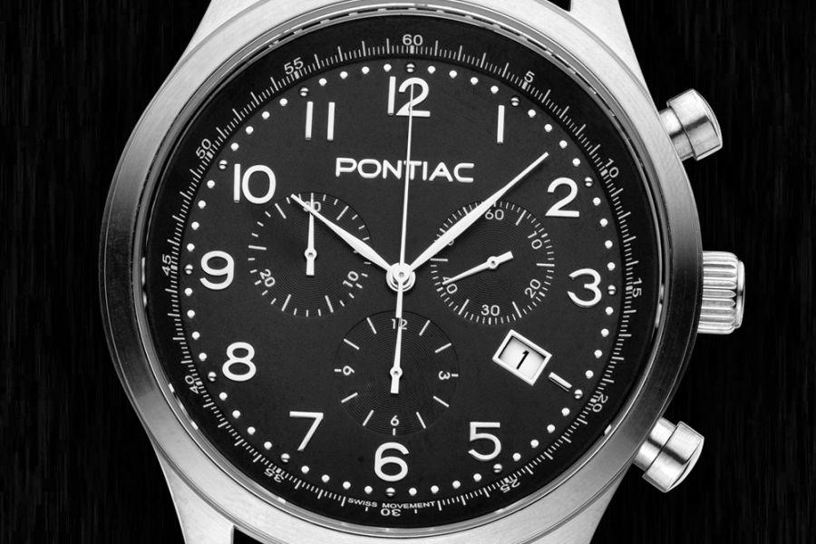 Pontiac Chronographs