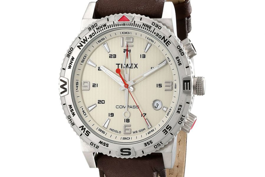 Refurbished - Timex Intelligent Quartz Adventure Compass T2P287