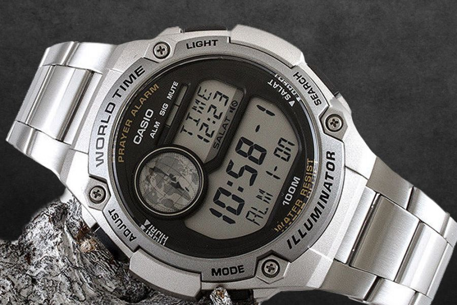 Casio Multifunctioneel Prayer Alarm horloges