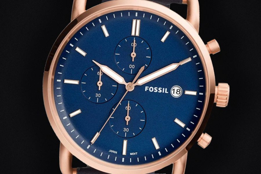 Fossil FS5404 The Commuter Chronograph