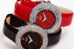 Bürgi Diamond Marker Swarovski Bezel | BUR199-100696608
