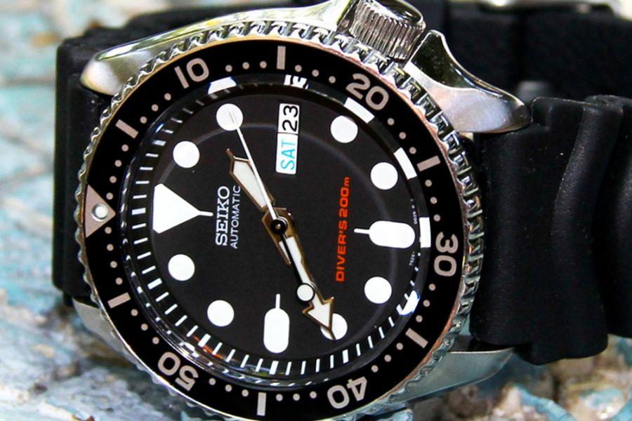 Seiko Automatic Diver | SKX007K1S