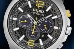 Seiko Solar Chronograph optioneel met horlogebox | SSC449P9-100698412